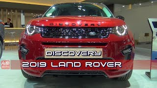 2019/2020 Land Rover Discovery Sport - Exterior And Interior - 2019 Automobile Barcelona