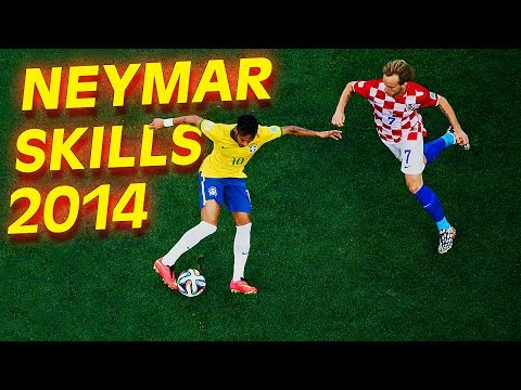 Learn Amazing Neymar Skills: Sombrero Flick Football Tutorial video