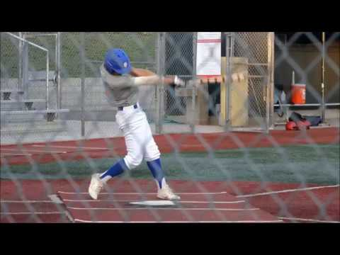 Sebastian Murillo, Fountain Valley INF (2017 Baseball Factory/Team One Futures West)