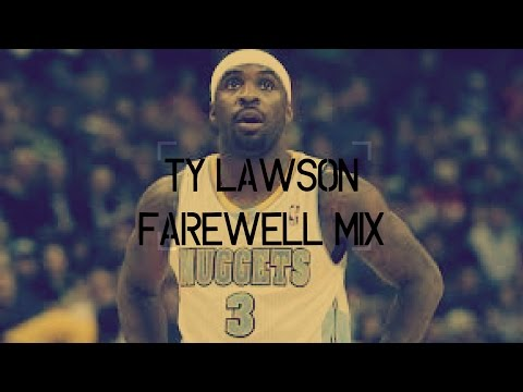 Ty lawson farewell denver nuggets mix
