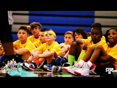 Glenn Robinson III: Pacers Youth Summer Hoops Camp