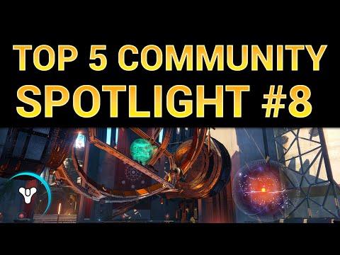 Planet Destiny: Top 5 Community Spotlight #8