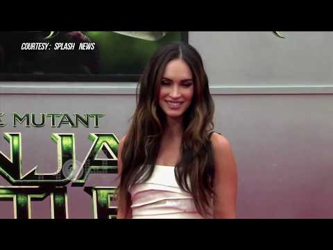 VIDEO Megan Fox Dance At Teenage Mutant Ninja Turtles Premiere FUNNY
