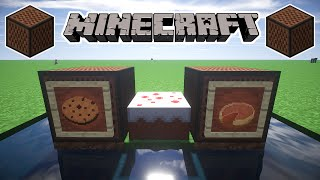 ♪ [FULL SONG] MINECRAFT Dessert by Dawin in Note Blocks (Wireless) ♪