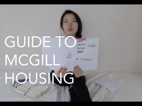 Vlog 21: McGill Residences Review