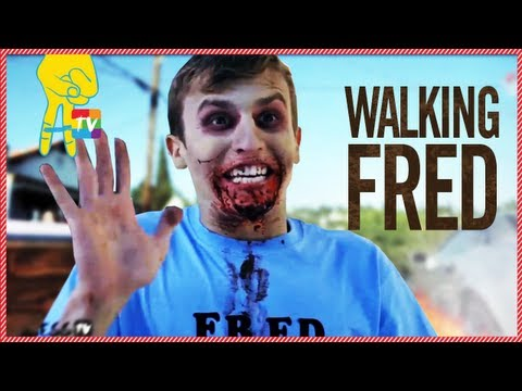 Walking Fred (Walking Dead Parody)