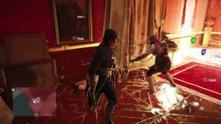 Assassin's Creed Unity: 4-player co-op gameplay