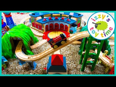 Thomas and Friends DAD SOLO TRACK! Fun Toy Trains for Kids!