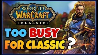 Can Casual Players still enjoy Classic WoW? How far can Casuals progress in Classic?
