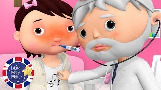 Boo Boo Song | Learn Accidents | Learn English for Kids | Songs for Kids | Little Baby Bum