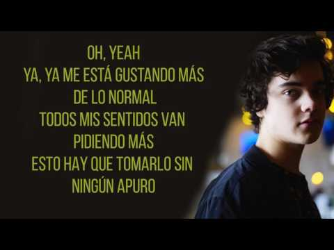 Despacito - Luis Fonsi & Daddy Yankee ft. Justin Bieber (Alexander Stewart Cover) / Lyrics