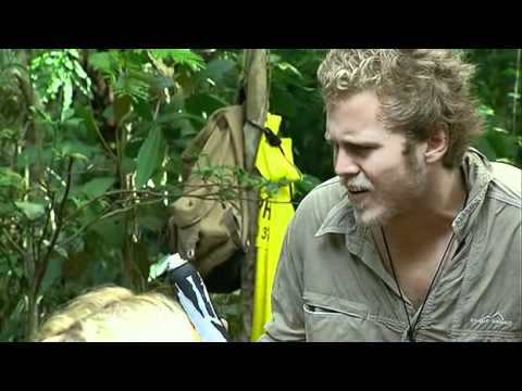 I m a Celebrity USA... 2009 - Spencer Pratt Loses It
