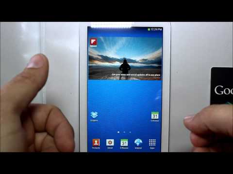 GIVEAWAY ENDED Galaxy Tab 3 Review & Giveaway