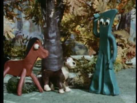 gumby wallpaper. Gumby - Stuck on Books