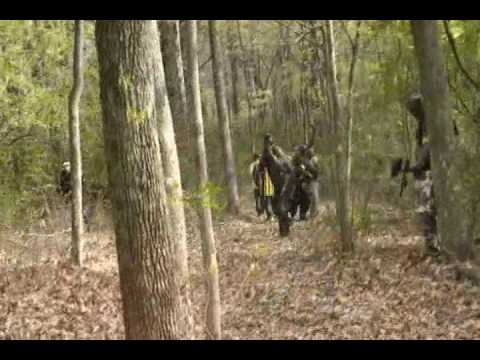 Woods Ball Paintball Country Star Warz Video