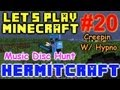 HermitCraft Minecraft LP Ep. 20 - Music Disc Hunt w/ Hypno