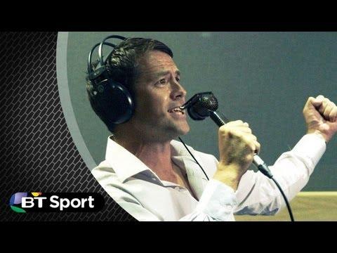 Michael Owen's surprising commentary debut | #BTSport