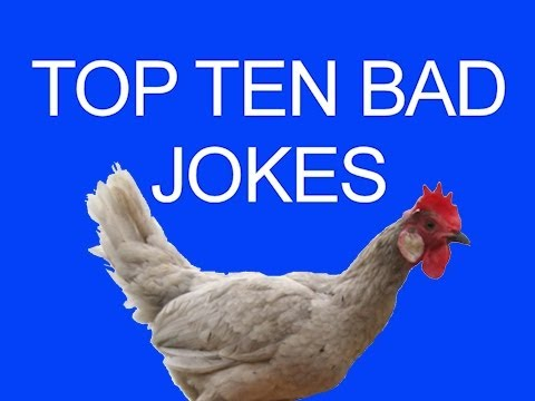 Top Ten Bad Jokes