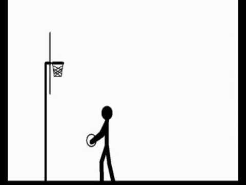 Crazy stickman animation