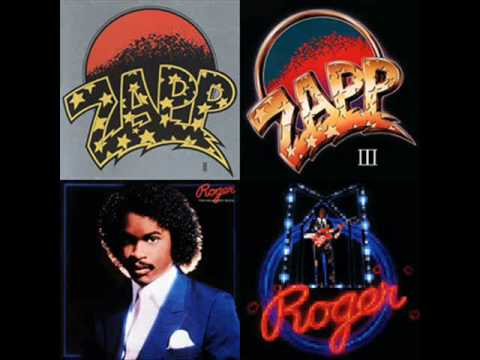 Zapp And Roger - I Wanna Be Your Man