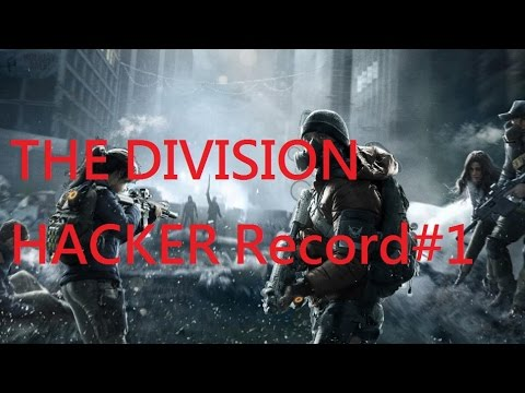 Division hacker in darkzone  [1080p] (reported to uplay)