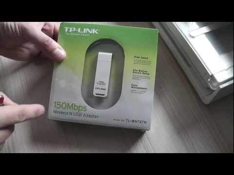 Adaptor wireless TP Link TL-WN727N (film 066)