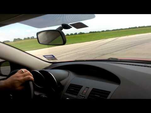 Mazda3 2.5 Corksport intake and Racing Beat Exhaust sound