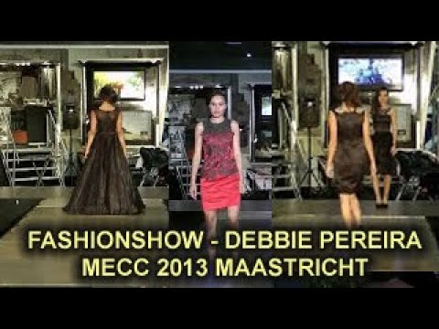 FASHIONSHOW PEREIRA – RACING DAYS – MECC – MAASTRICHT – 3 NOVEMBER 2013
