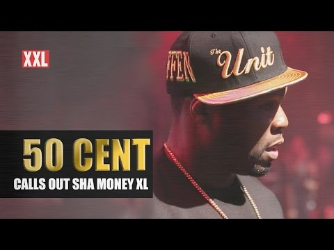 Video: 50 Cent Calls Out Sha Money XL At The 2015 XXL Freshman Show