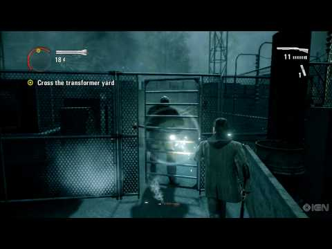 Alan Wake - Combat Tips & Tricks (IGN Strategize) Video