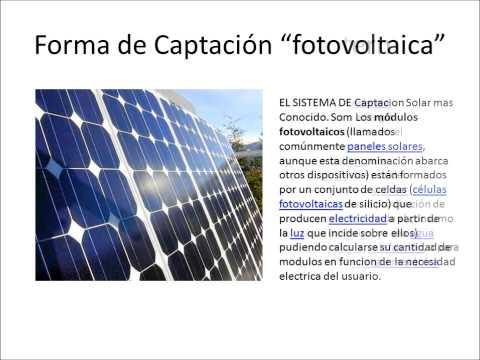 La energía solar aplicada.wmv