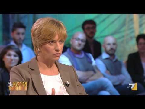 F35, L'intervista al Ministro della Difesa Roberta Pinotti