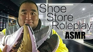 [ASMR] Shoe Store Roleplay | Shoe Collection 7 | Matty Tingles