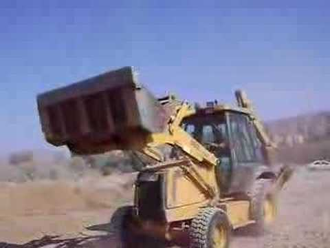 Curso de operacion de Retroexcavadora y Excavadoras.