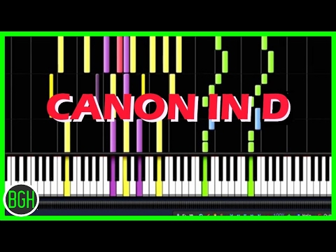IMPOSSIBLE REMIX - Canon in D