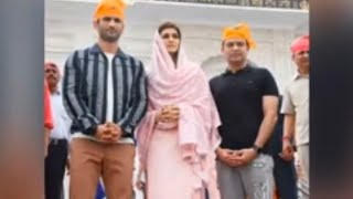 All Bollywood Celebrities Visit To Golden Temple! Amritsar !!