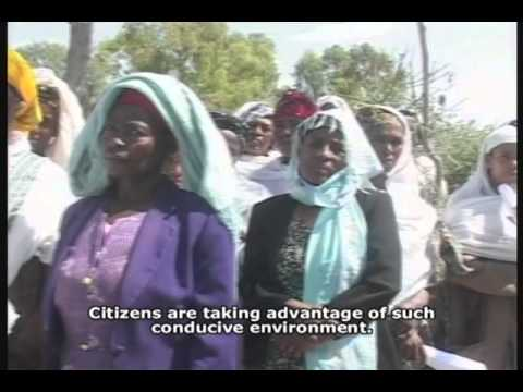 ጉብኝት ለመልካም ተሞክሮ [Gender mainstreaming in Ethiopian agriculture]