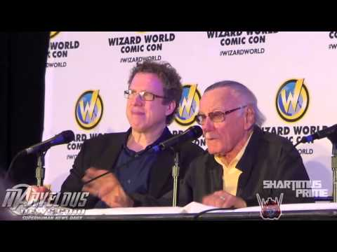 Stan Lee Panel at Wizard World Sacramento Comic Con 2014