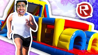 500+ LEVEL OBSTACLE COURSE!   Roblox