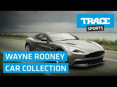 Wayne Rooney Car Collection