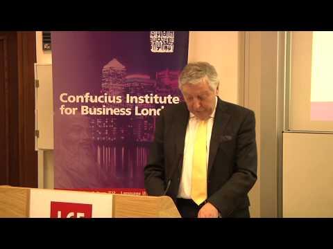 Britain and China: a creative partnership