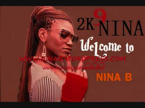 "Nina B ft. Sean Kingston ""BUM BUM BUM"" on youtube"