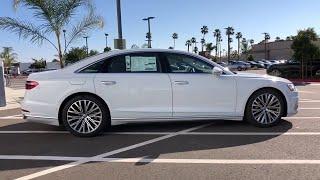2019 Audi A8 Oxnard, Ventura, Camarillo, Thousand Oaks, Santa Barbara, CA AX04260