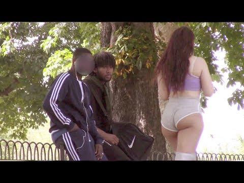 BIG BOOTY BAIT EXPERIMENT IN LONDON!! (Jason Moments) thumbnail