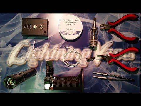 Aspire Nautilus Rebuild Dual Coil BDC Atomizer Tutuorial HD Close Up