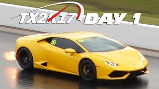 TX2K17: DAY 1 - The Most INSANE Gathering of Cars in the WORLD!?