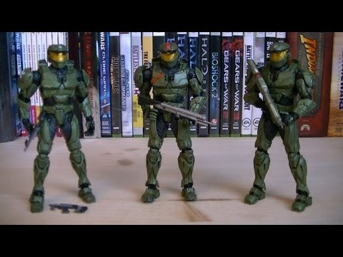 Halo Universe Spirit of Fire - Red Team (Anniversary Series 2) Review