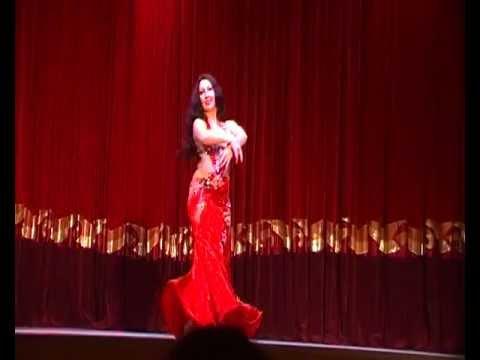 Конкурс Альтаир - 1 место - восточные танцы в Пушкино