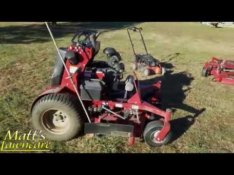 ONE OF THE BEST MOWERS YOU CAN BUY - Ferris SRS Z2 Review