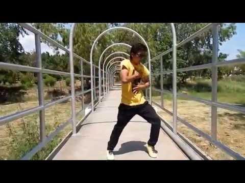 Ill Be Waiting (Kabhi Jo Baadal) Arjun ! Lyrical Dance Choreography...